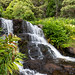 Beginnig of Waipoo Falls Waimea Canyon State Park Kauai, Hawaii