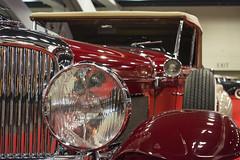 Well Lighted (Nfielden) Tags: sanfrancisco california autoshow 1930 duesenberg convertible sedan duesenbergjconvertiblesedan