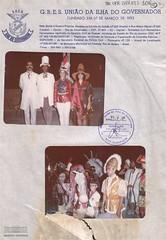 Censura às Escolas de Samba (Arquivo Nacional do Brasil) Tags: censura samba escoladesamba carnaval carnival ditadura ditaduramilitar históriadobrasil arquivonacional arquivonacionaldobrasil nationalarchives nationalarchivesofbrazil brazilian militarydictatorship