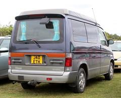 J40 ETH (Nivek.Old.Gold) Tags: 1997 mazda bongo friendee camper auto free top roof 2499cc diesel
