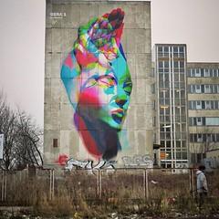 #justdreaming / #streetart by #Gera1. . #Berlin #streetart #urbanart #graffitiart #streetartberlin #graffitiberlin #streetartlovers #graffitiart_daily #streetarteverywhere #streetart_daily #ilovestreetart #igersstreetart #rsa_graffiti #StreetArtCities #th (Ferdinand 'Ferre' Feys) Tags: instagram berlin deutschland germany streetart artdelarue graffitiart graffiti graff urbanart urbanarte arteurbano ferdinandfeys