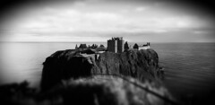 Dunnottar Castle.. dating back to the 15th century. (Jason Thompson Photography) Tags: sky sea rock landscape scotland dunnottar castle dunnottarcastle 15th century fort shelving slope medieval fortress stonehaven honours scottish crown jewels oliver cromwell earl marischal jacobite rebellion 1715 14thcentury tower house 16thcentury palace north steep cliffs