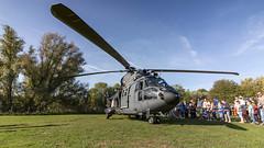 RNLAF AS-532 U2 Cougar Mk2 S-453 (Nicky Boogaard) Tags: culemborg 13102018 hulpdiensten klu koninklijkeluchtmacht defensiehelikoptercommando dhc gilzerijen rnlaf as532u2 cougar turbomeca