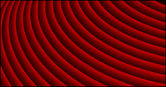18 (Bob R.L. Evans) Tags: style stylish curves vivid vibrant composition unusual simple minimal graphic repetition rows abstract round rhythm elegance elegant flowing