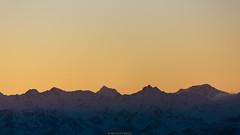 Mountain range (Nicola Pezzoli) Tags: italy italia val gardena dolomiti dolomites winter alto adige snow neve nature natura bolzano alps sunset zoom range mountain
