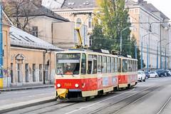 BTS_7933_201811 (Tram Photos) Tags: ckd tatra t6a5 bratislava dopravnýpodnikbratislava dpb strasenbahn tram tramway električková mhd električka