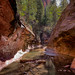 West Fork Trail Slot Canyon