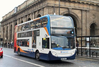 Stagecoach North East 10000, MX12 EOC (ADL E40D / Enviro 400)