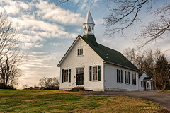 Rocky Springs Presbyterian Church (Back Road Photography (Kevin W. Jerrell)) Tags: churches presbyterian nikond7200 faith seviercounty tennessee backroadphotography christianity historic nationalregisterofhistoricplaces