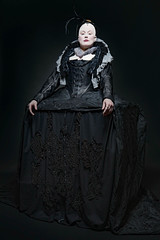 Renaissance Borg Queen (The Townshend) Tags: chicago illinois unitedstates us borg startrek renaissance portrait costumer sf sciencefiction