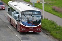 157 (Callum's Buses and Stuff) Tags: madderandwhite madderwhite madder edinburgh bonnyrigg volvo edinburghbus bus buses lothianbuses lothian eclips eclipse sn57dcz