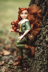 'Sup Squirrel? (3rd-Rate Photography) Tags: squirrelgirl doreengreen rising marvelrising girl female woman greatlakesavengers squirrel marvel toy toyphotography canon 50mm macro 5dmarkiii actionfigure superhero 3rdratephotography earlware