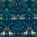 Birds by William Morris (1834-1896). Original from The MET Museum. Digitally enhanced by rawpixel.