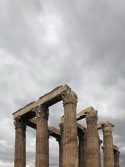 (swantjebehrens) Tags: olympieion athens greece antiquity temple olympian zeus