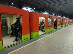 2018-11-13 08.58.30 (albyantoniazzi) Tags: cdmx ciudaddemexico méxico mexicocity travel america metro underground transport
