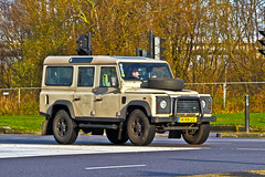 Land Rover Defender 2005 (5678) (Le Photiste) Tags: clay rovergrouplimitedlongbridgebirminghamuk landroverdefender cl 2005 landroverdefender110td5stationwagon britishcar 4x4 simplybeige oddvehicle oddtransport rarevehicle amsterdamthenetherlands thenetherlands 14rnlg afeastformyeyes aphotographersview autofocus artisticimpressions alltypesoftransport blinkagain beautifulcapture bestpeople'schoice bloodsweatandgear gearheads creativeimpuls cazadoresdeimágenes carscarscars canonflickraward digifotopro damncoolphotographers digitalcreations django'smaster friendsforever finegold fandevoitures fairplay greatphotographers groupecharlie peacetookovermyheart hairygitselite perfectview ineffable infinitexposure iqimagequality interesting inmyeyes livingwithmultiplesclerosisms lovelyflickr myfriendspictures mastersofcreativephotography niceasitgets photographers prophoto photographicworld planetearthtransport photomix soe simplysuperb slowride showcaseimages simplythebest simplybecause thebestshot thepitstopshop themachines transportofallkinds theredgroup thelooklevel1red vividstriking wow wheelsanythingthatrolls yourbestoftoday awesomeview great