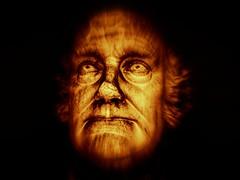 Face (Imagery By Antonio) Tags: face spring grove poltergeist cemetery cincinnati ohio