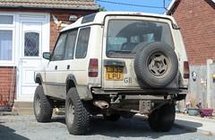 L335 LPU (Nivek.Old.Gold) Tags: 1993 land rover discovery tdi 5door 2495cc