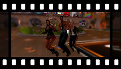 we are dancing (ƛƘƖƦƛ ƛƳƲMƖ) Tags: firestorm secondlife secondlife:region=thegoldenisland secondlifeparcel reality dance paradise 1st premier club ~ be part of it ~secondlifex27secondlifey207secondlifez24