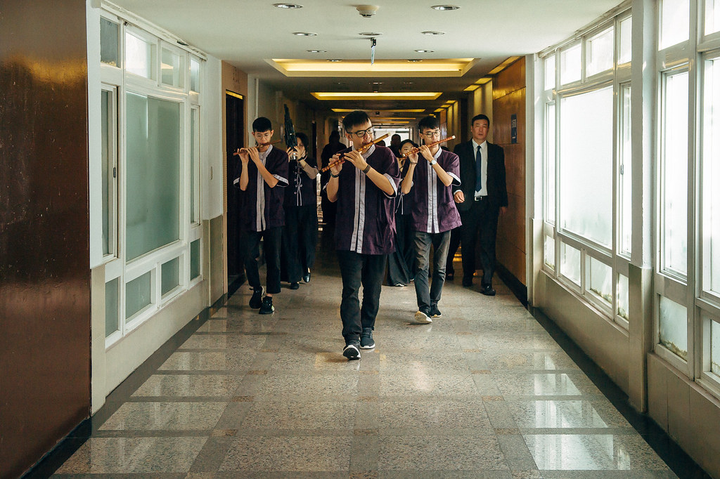 《喪禮攝影》台北市立第一殯儀館/ 懷德廳 / 陳奠