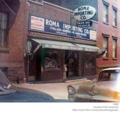 1958 roma importing company (albany group archive) Tags: albany ny history 1958 roma importing company italian groceries market madison avenue 1950s little italy old vintage photos picture photo photograph historic historical