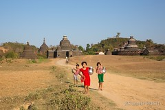 Mrauk U (Rolandito.) Tags: south east southeast asia südost asien myanmar burma birma birmanie birmania mrauk u