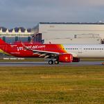 D-AZAK // VietJet Air // A321-271N // MSN 8436 // VN-A694 thumbnail