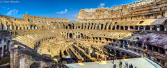 Coliseo (jesussanchez95) Tags: coliseo roma italia italy panorámica panoramic architecture arquitectura coliseum rome ciudad city hdr