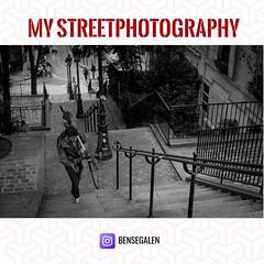 STREET PARIS 2017 (bensegalen) Tags: paris street escalier french france streetphotography monochrome blackandwhite bw noiretblanc cycle velo