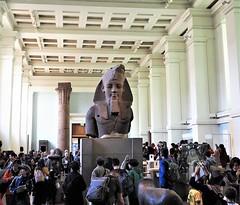 The Younger Memmon (Brule Laker) Tags: london england europe uk museums art britain greatbritain unitedkingdom britishmuseum