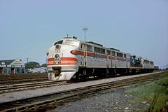 CB&Q FT 114D (Chuck Zeiler 48Q) Tags: cbq ft 114d burlington railroad emd locomotive clyde train alchione chz
