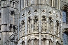 South west corner tower, Ely Cathedral