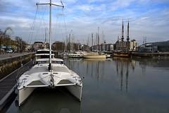 """Port de La Rochelle """"France"""" (Luis-Manzanares Didier) Tags: larochelle france port charentemaritime nikon d750 nikkor28mm"""