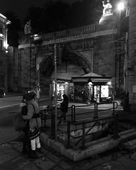 """Love"" (giannipaoloziliani) Tags: notte dark darkness downtown love genova genoa lightandshadow liguria urbanstreet urbanexplorer street citynightlife night streetphotography monochrome nikoncamera nikon nikonphotography blackandwhite biancoenero"