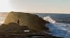 Crashes (LeeDylanLeeDyl) Tags: d3300 35mm 18 gozo malta maltese europe sea beach rocks rock ocean wave waves crash crashing crashes candid golden hour sunset dwejra bay azure window