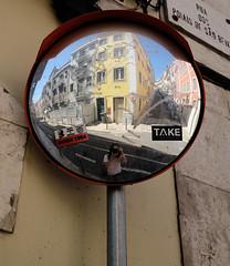 self-reflection image
