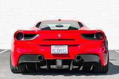 2018 Ferrari 488 GTB 5 (Luxury Cars Los Gatos) Tags: ferrari 488 ferrari488 rossocorsa