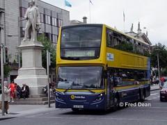Dublin Bus VT17 (05D70017). (Fred Dean Jnr) Tags: dublinbusyellowbluelivery busathacliath triaxle dublinbusroute46a dublin dublinbus dbrook volvo b9tl alexander dennis enviro 500 vt17 05d70017 oconnellstreetdublin august2010