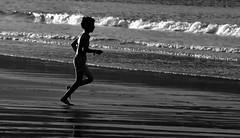 Xaneiro (carlosdeteis.foto) Tags: carlosdeteis sea shore galiza galicia blackandwhite brancoenegro blancoynegro