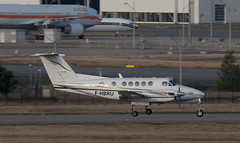 Beech 200   F-HBRU   TLS   20120917 (Wally.H) Tags: beechcraft beech200 superkingair be200 fhbru tls lfbo toulouse blagnac airport