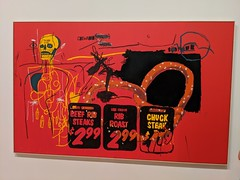 Third Eye, Andy Warhol and Jean-Michel Basquiat, Whitney Museum of Modern Art (Buster&Bubby) Tags: modernart whitneymuseumofmodernart whitneymuseum whitney thirdeye warhol andywarhol basquiat jeanmichelbasquiat explore