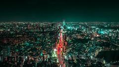 roppongi (S.Hirose) Tags: tokyo roppongi japan hdr olympus penf dark light 12mm f20 outoside colors