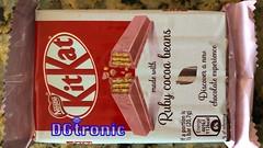 NESTLE KIT KAT RUBY (junkfoodreviewer) Tags: kitkat nestle chocolate ruby cocoa food foodie foodies foodporn desert desserts