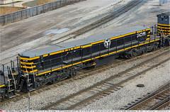 BRC305GB_ChicagoIL_110119 (Catcliffe Demon) Tags: railways railroading usa illinois brc rosters slug humpyard beltrailwayofchicago emd diesellocomotive sd402 missouripacific mp cei uprr unionpacificrr usatrip12jan2019