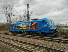 187 931 LTE (stoddy89) Tags: br187 traxx trainspotting gelsenkirchen bismarck lte lordoftherails