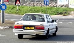 Nissan Laurel 2.4E 1989 (XBXG) Tags: xh72yy nissan laurel 24e 1989 nissanlaurel amsterdam nederland holland netherlands paysbas youngtimer old classic japanese car auto automobile voiture ancienne japonaise japon japan asiatique asian vehicle outdoor