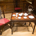 Antique tea table
