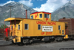 Be Careful Don't Rush Into Us (jamesbelmont) Tags: unionpacific deltalocal provo utah ca10 railroad railway coupola