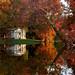 """Cincinnati - Spring Grove Cemetery & Arboretum """"Fleischman Mausoleum"""""""