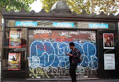 Paris 20ème - Place Gambetta (mda'skaly) Tags: urban paris street